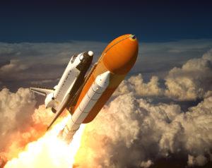 Launchrockstars-Raketet