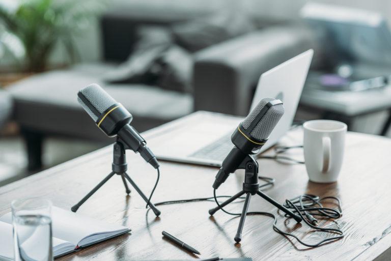 Onlinekurs erstellen Podcastfolgen zur Vermarktung, Erstellung und dem Verkauf von Onlinekursen